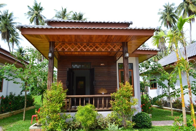 House at Koh Samui