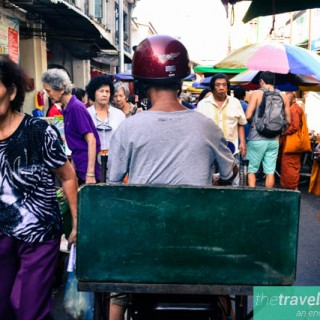 Penang Market