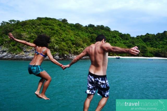 couple's travel
