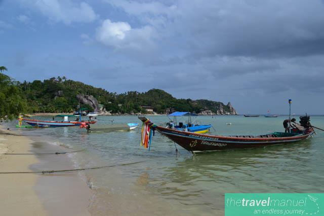 Chalok Bay, Koh Tao