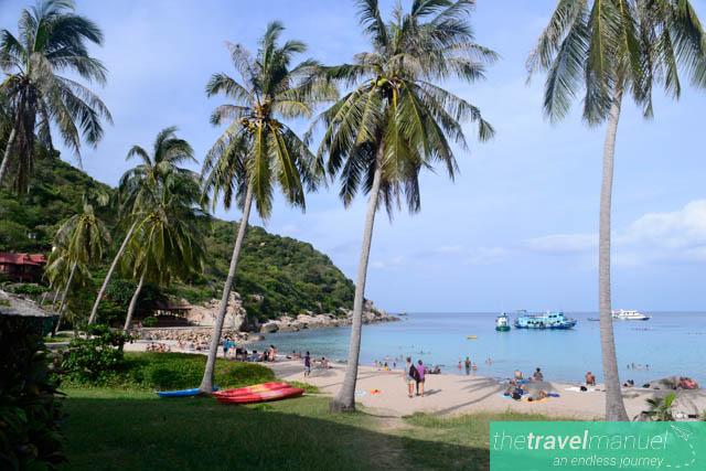 Aow Leuk Bay, Ko Tao