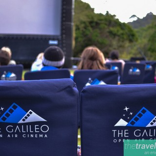 Galileo, A Night Under The Stars