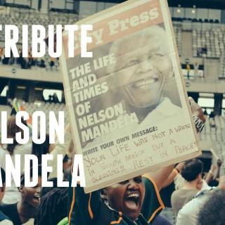 Nelson Mandela's #CTmemorial