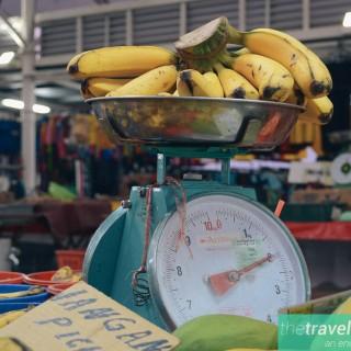 The Night Market in Mersing, Malaysia