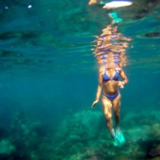 Salang underwater