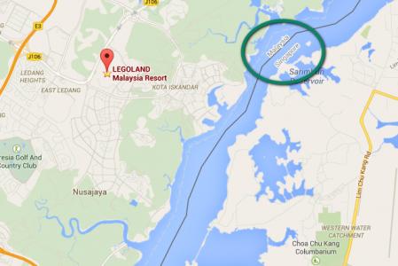 legoland malaysia singapore border