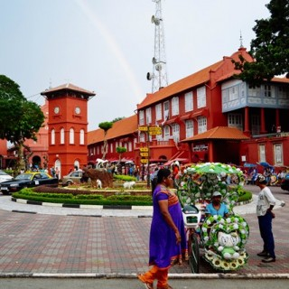 The Magnificence of Malacca.