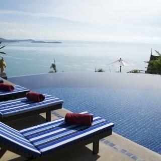 Sandalwood Luxury Villas, Koh Samui.