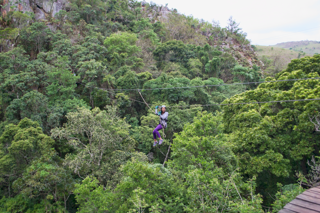 Swaziland Zip Line Canopy tours