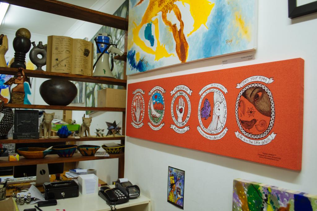 Swaziland Yebo Art Gallery