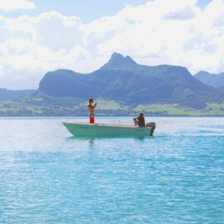 Winter: The perfect time to travel to Mauritius.