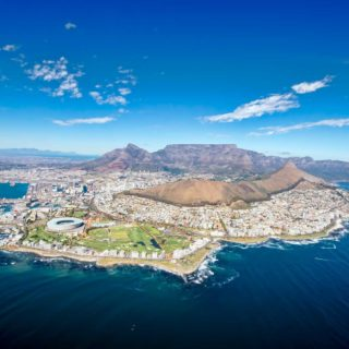 Cape Town from the Skies: NAC Helicopters