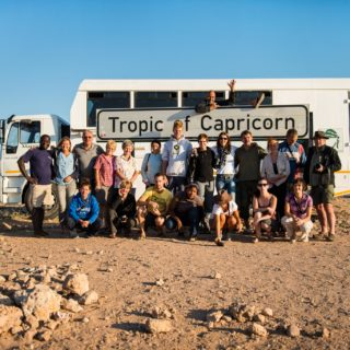 Southern Africa's Most Popular Overland Route and Why