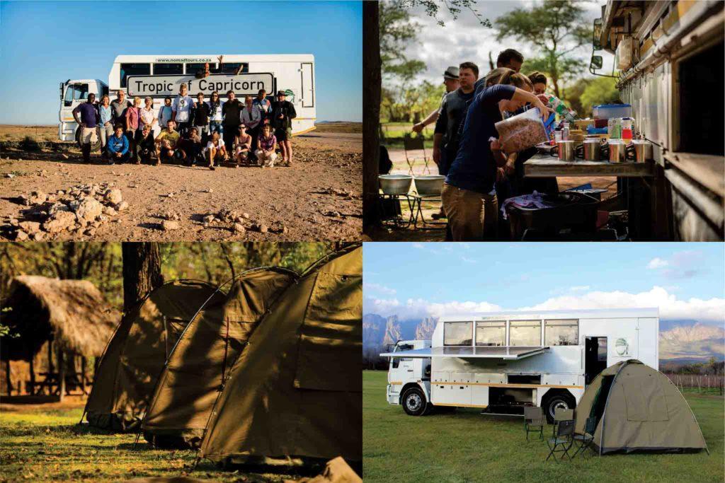 Overland Safari, Cape Town to Victoria Falls