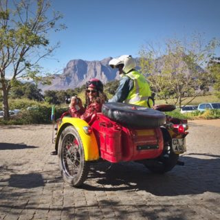 side cars stellenbosch