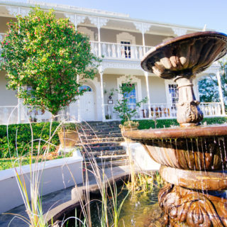 A Winter Escape to Schoone Oordt Country House in Swellendam.