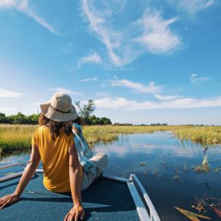 Finding a True Wilderness in Botswana.