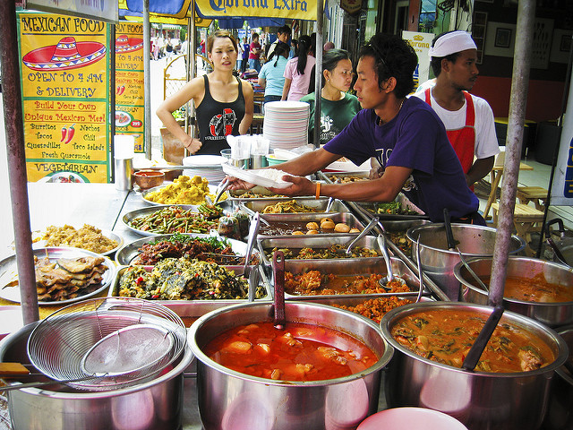 My Top 5 Bangkok Street Foods