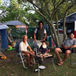 garden route camping