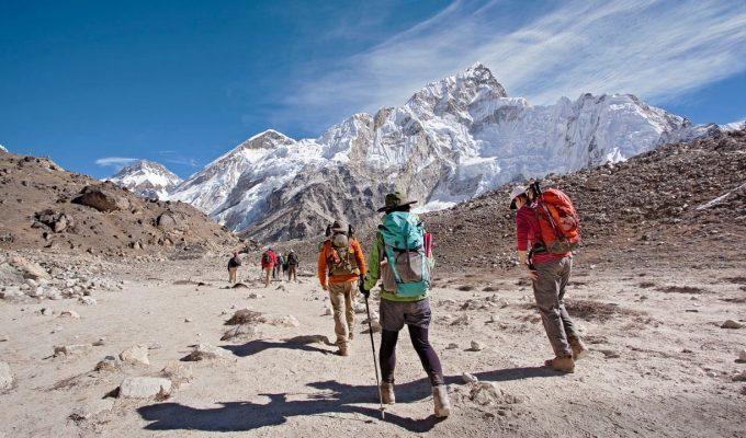 Mount Everest Base Camp Trek