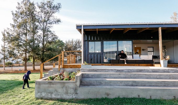 mcgregor container home