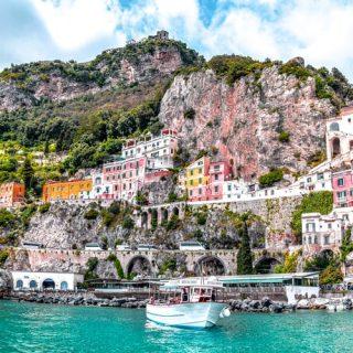 Italy Almafi Coast